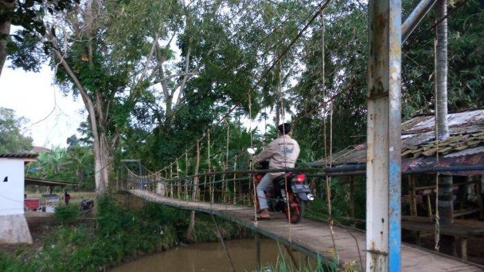 Tentang Angkernya Jembatan dan Sungai Leuwi Panjang di Sukabumi, Begini Pengakuan Tokoh Setempat