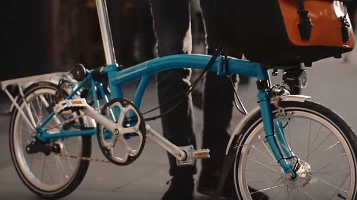 Ternyata Ini Alasan Kenapa Sepeda Brompton Mahal, Jadi Ramai karena Eks Dirut Garuda Ari Askhara