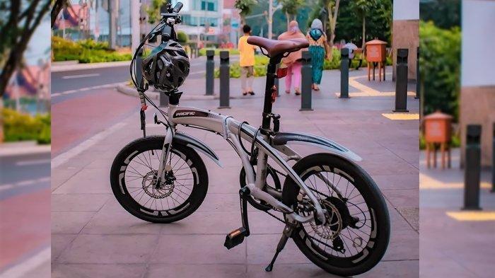Daftar Harga Sepeda Lipat Murah Mulai Rp 1 Jutaan, Tanpa Merogoh Kocek Sampai Menghabiskan Tabungan