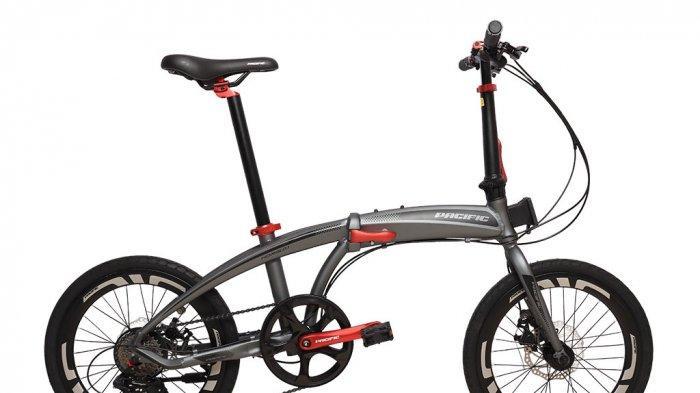 Ingin Beli Sepeda Lipat? Ini Daftar Harga Sepeda Lipat Merek Pacific, Termurah Rp 2 Jutaan
