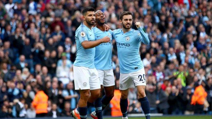 Hasil klasemen Liga Inggris, Manchester City Jaga Jarak dengan Liverpool, Chelsea vs Arsenal 2-2