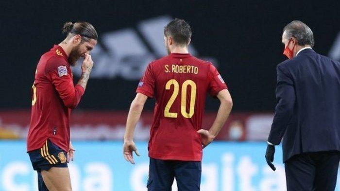 EURO 2020 - Sejarah Timnas Spanyol Tanpa Satu pun Pemain Real Madrid, Termasuk Sergio Ramos