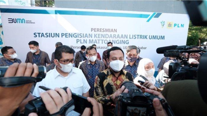 Serius Dorong Ekosistem Kendaraan Listrik, PLN Hadirkan SPKLU Pertama di Gerbang Indonesia Timur