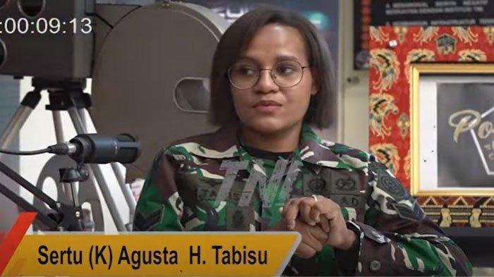 Perjuangan Sertu Agusta H Tabisu Asal Papua Jadi Prajurit TNI AD, Pernah Jadi Satgas PBB di Lebanon