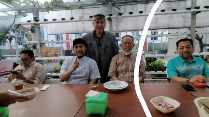 Foto Setnov dan Napi Korupsi Lapas Sukamiskin Pakai Ponsel di Dalam Penjara, Ini Kata Kepala Lapas