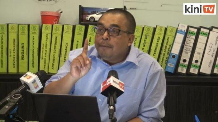 Hina Indonesia, Pengusaha Malaysia Shamsubahrin Ismail Minta Maaf dan Minta Driver Gojek Tak Demo