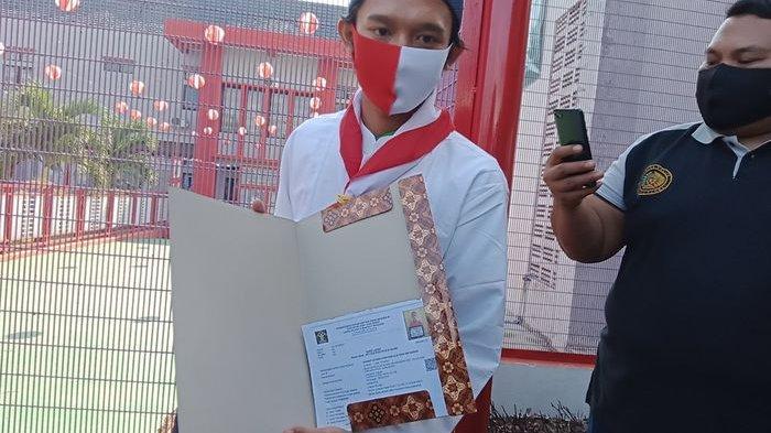 Satu Napi Teroris Kelompok JAD Cirebon Bebas di Hari Kemerdekaan,  Orang Tuanya Bahagia