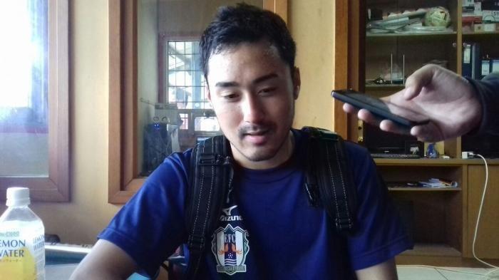 Sebulan Tanpa Kabar, Mantan Pemain Persib Shohei Matsunaga Unggah Foto Sosok yang Bikin Gemes