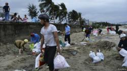 Vietnam Bersiap Hadapi Haiyan