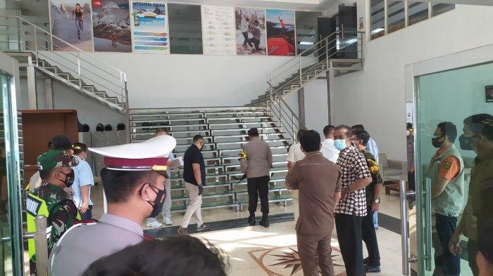 Heboh Klaster Pabrik di Cicurug Sukabumi, Petugas Gabungan Lakukan Sidak