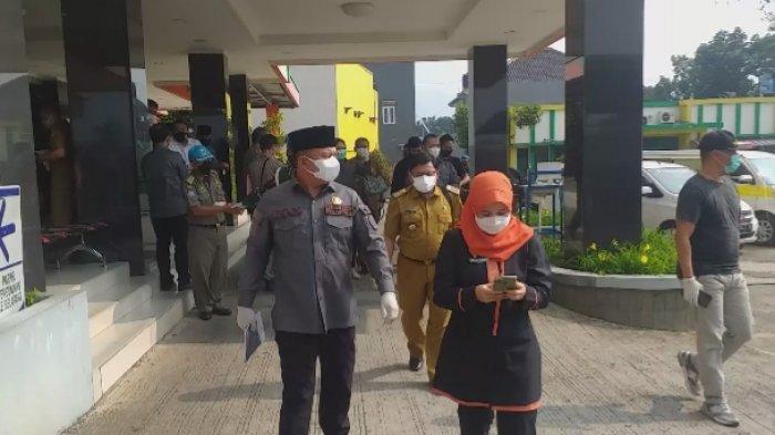 Sidak RSDH, DPRD Kabupaten Cianjur Temukan Fakta Stok Oksigen Hanya Cukup untuk 3 Hari