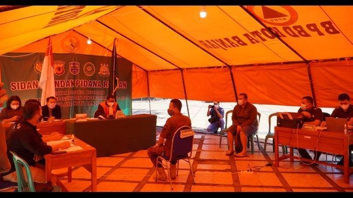 Di Kota Banjar, Tiap Pelanggar Prokes PPKM Darurat Ikut Sidang Tipiring dan Didenda Rp 250 Ribu