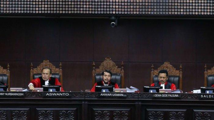 5 Fakta di Balik Sidang Putusan MK Hari Ini, dari Adanya Aksi Massa hingga Unggahan Prabowo