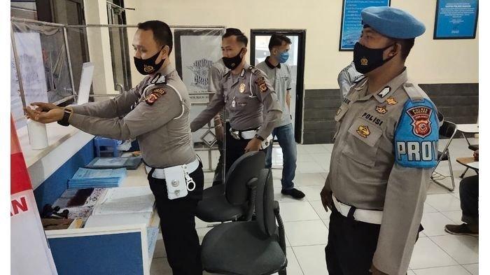 Di Hari Libur, Kapolres Subang Ingatkan Anggotanya dan Masyarakat Tetap Disiplin Protokol Kesehatan