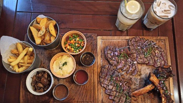 Berburu Steak di Dandy's Steak House, Cocok untuk Tempat Makan Bersama Keluarga