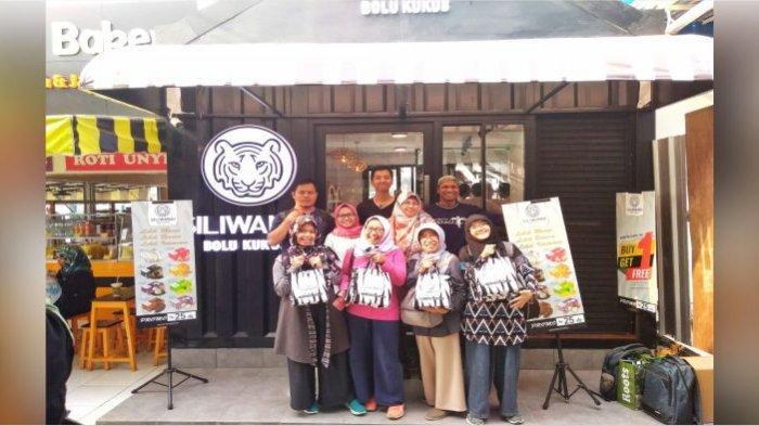 Siliwangi Bolu Kukus Buka 3 Store di Bogor, Di Mana Sajakah Itu?