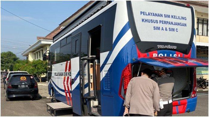 Masa Berlaku SIM Habis? Pelayanan SIM Keliling Polres Purwakarta Dibuka Lagi, Nih Jadwal & Lokasinya