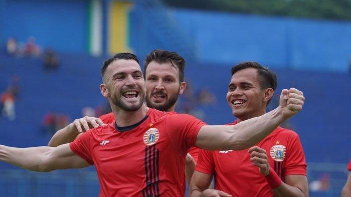 Marko Simic Mandul di Semifinal Piala Menpora, Pelatih Persija Jakarta Akui Dia Tak Seperti Dulu