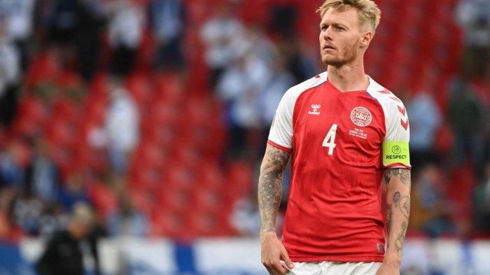 Kapten Timnas Denmark yang Juga Bek AC Milan Simon Kjaer: Perjalanan yang Luar Biasa!