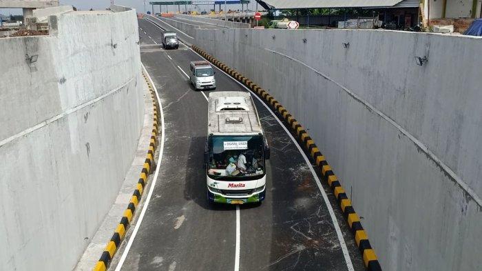 Simpang Susun Cileunyi Mulai Dioperasikan Hari Ini, Kendaraan dari GT Cileunyi Akan Melewatinya