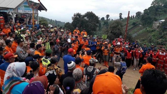 Warga Desa Ciburial Berharap Simulasi Bencana Tidak Hanya Dilakukan Sekali