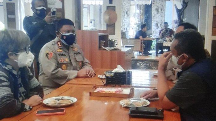 Wakil Wali Kota dan Kadispardub Bandung Tinjau Restoran dan Cafe, Siap Buka Kalau Turun Level 3?