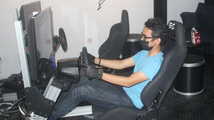Simulator Balap Mobil Masih Kurang Peminat, Prospek Bisnis Menjanjikan, Masih Dianggap Game Biasa
