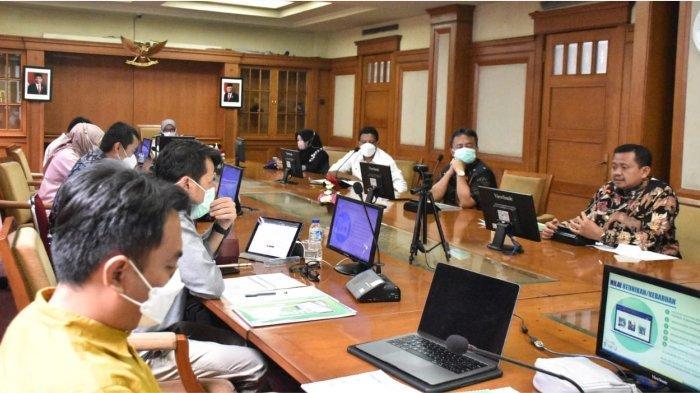 Kabupaten Sumedang masuk 45 Finalis Top Inovasi pada Kompetisi Inovasi Jawa Barat (KIJB) Tahun 2021.