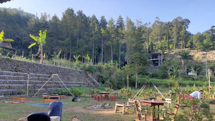 Korban PHK yang Ulet, Hadirkan Sisi Gunung, Tempat Nongkrong Sejuk di Kaki Gunung Putri Lembang