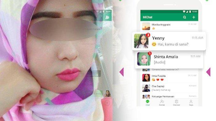 Siska Icun Dibunuh Pria Usai Kenalan Di Michat Aplikasi Chatting Seperti Whatsapp Fiturnya Menarik Tribun Jabar