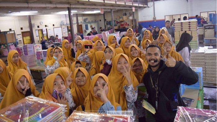 Pengunjung Gratis Masuk Wisata Quran di Kiaracondong Bandung, tapi Ada Syaratnya . . .