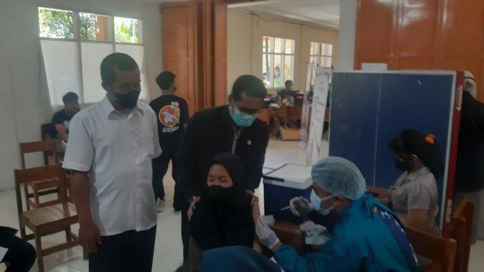 400 Siswa SMK LPPM RI Kota Bandung Ikuti Vaksinasi, Siswa: Semoga Secepatnya Belajar Tatap Muka