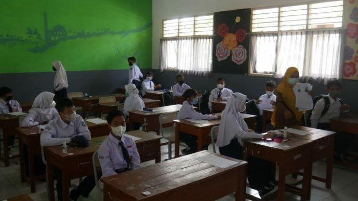 97 Persen SD di KBB Sudah Gelar PTM, Jika Tak Ada Kasus Akan Dilanjutkan AKB