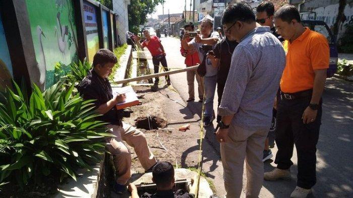 Polisi Bicara Hasil Autopsi Delis, ABG Tasik yang Ditemukan Tewas di Gorong-gorong, Ini Katanya