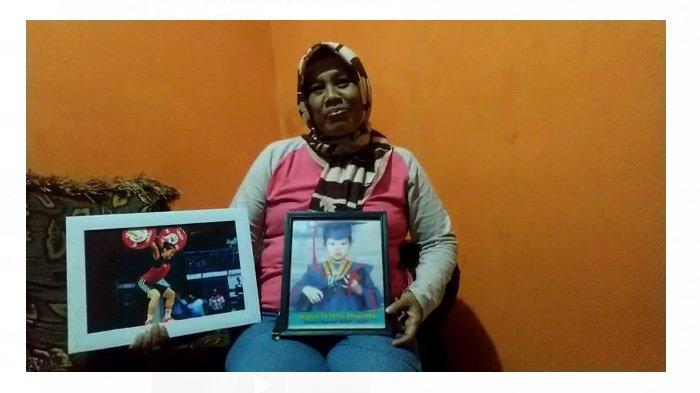 Cerita Siti Aisah Saksikan Putrinya Windy Cantika Raih Emas SEA Games, Sempat Terdiam Saat Momen Ini