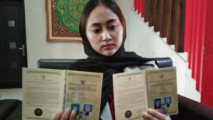 Curhatan Istri Aceng Fikri, Siti Elina, Trauma Usai Terjaring Satpol PP & Jadi Sulit Tidur Nyenyak