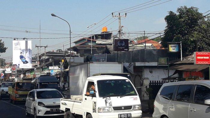 Jalan Raya Bandung-Sumedang Mulai Ramai Kendaraan Pemudik