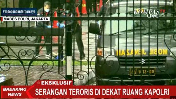 Kantor Listyo Sigit Prabowo Diserang Teroris, Pelaku Tenteng Senjata Api Lalu Todong Polisi
