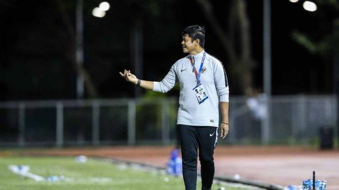 Ini Pernyataan Indra Sjafri Usai Timnas U-22 Indonesia Kalah dari Vietnam di Final SEA Games 2019