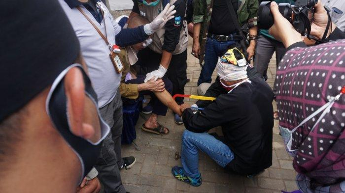 Dinkes Garut Evakuasi Puluhan ODGJ untuk Dirawat, Salah Satunya Datang dengan Kaki Diikat Rantai