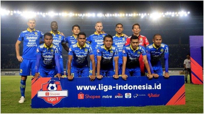 Sempat Dekati Zona Degradasi, Persib Bandung Kini Hanya Berjarak 2 Poin dari Lima Besar Liga 1 2019