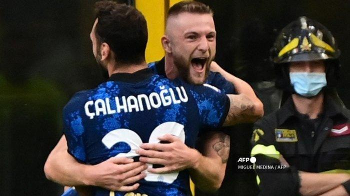 Ditahan Sampdoria, Inter Milan Gagal Teruskan Hasil Sempurna di Liga Italia