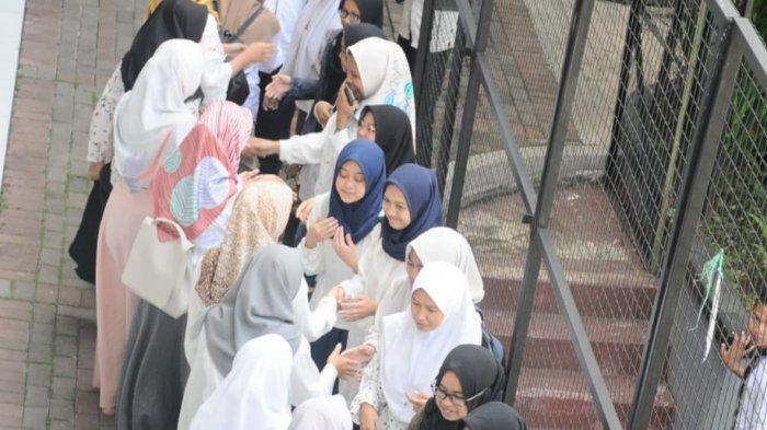 Peserta UNBK SMA Negeri 3 Cimahi yang Belum Melunasi SPP Tetap Bisa Mengikuti Ujian