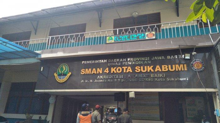 SMAN 4 Kota Sukabumi Nyatakan Siap Gelar Belajar Tatap Muka, Berikan Perhatian Khusus pada Ini