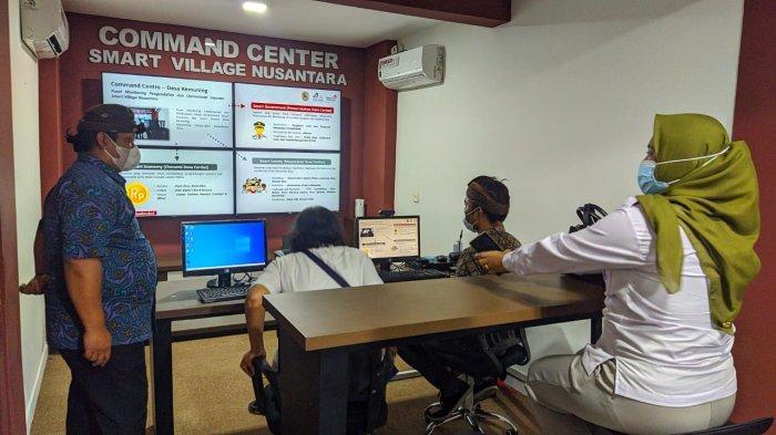Pandemi, Transformasi Digital Terjadi di Desa