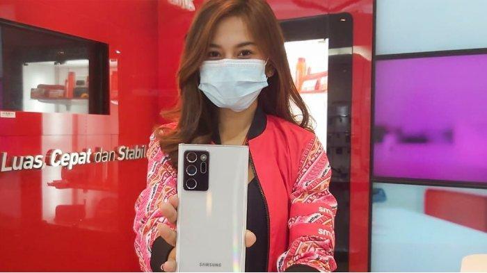 Bebas Internetan Setiap Hari Pakai Bundling eSIM Smartfren Unlimited dengan Samsung Galaxy Note20