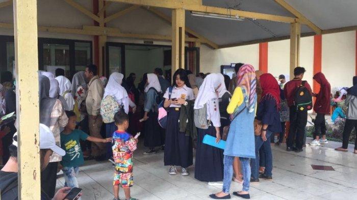 Anaknya Sempat Sakit karena Pikirin Hasil PPDB, Sri Maryati Lega Putrinya Diterima di Sekolah Negeri