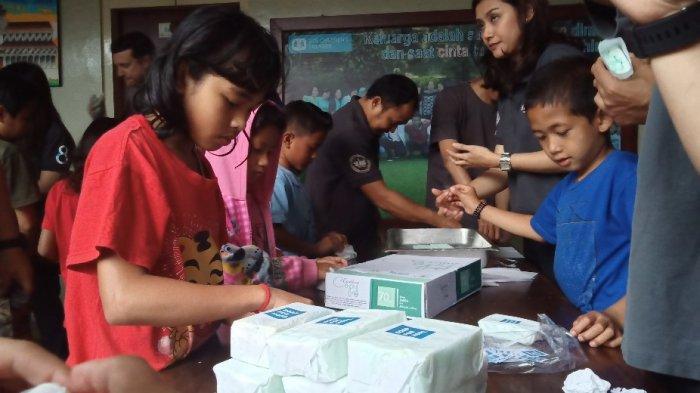 Program Soap For Hope, Kurangi Limbah Sabun untuk Kehidupan yang Lebih Baik