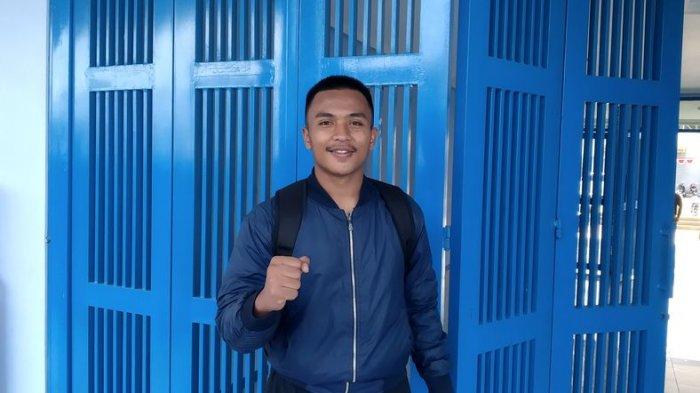 Persib Bandung Kedatangan Kiper Baru Saat Sesi Latihan di Stadion Arcamanik