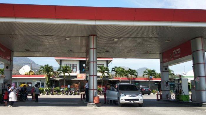 Sopir Truk Mengeluh, Solar Sulit Didapat di Sukabumi